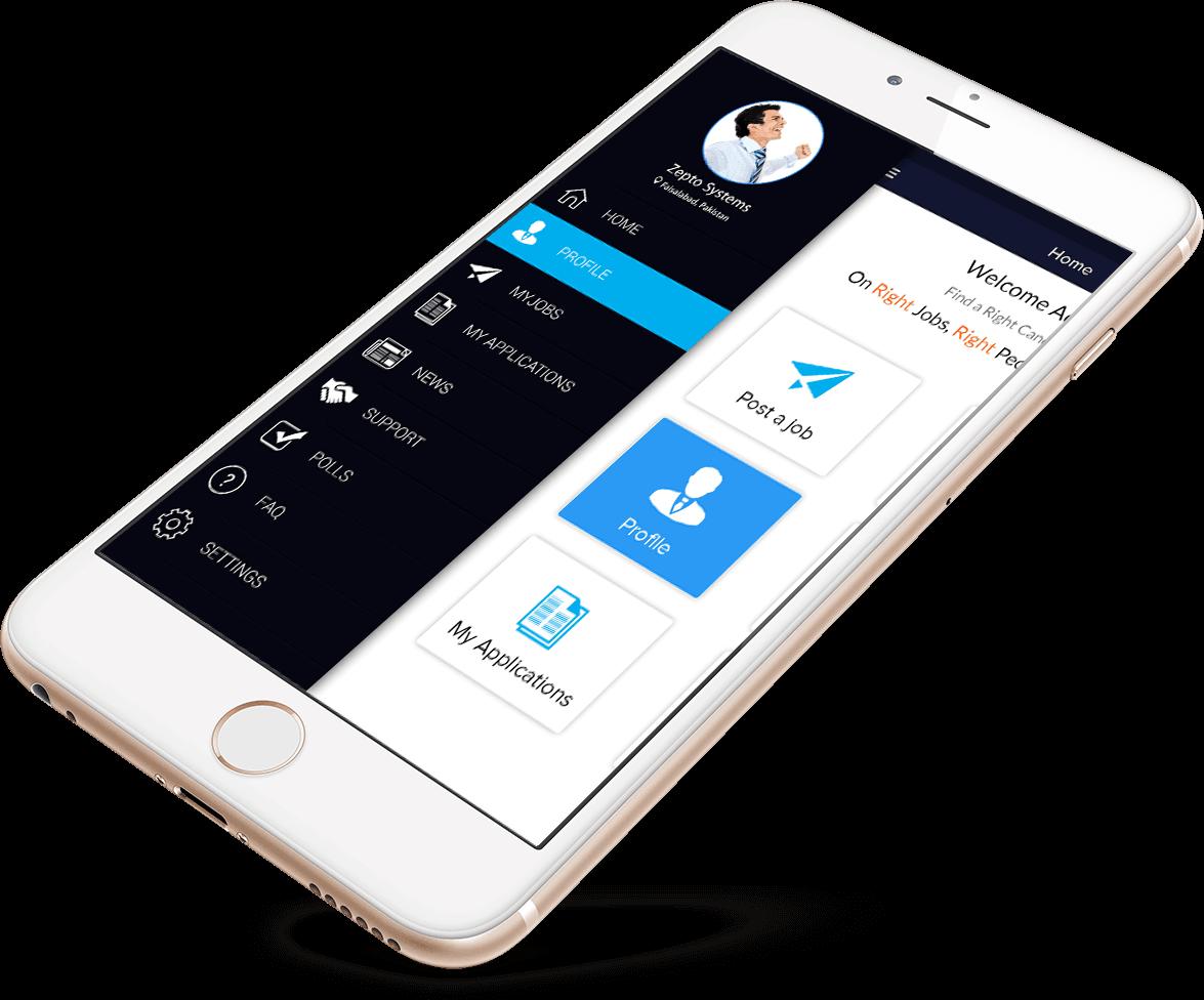 Jobseeker Mobile App