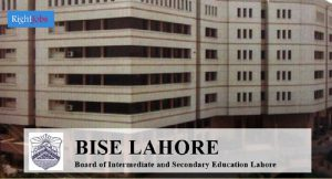 Bise Lahore Board Matric 9th 10th Class Model Papers